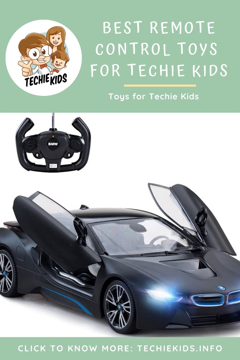 7 Best Remote Control Toys For Techie Kids