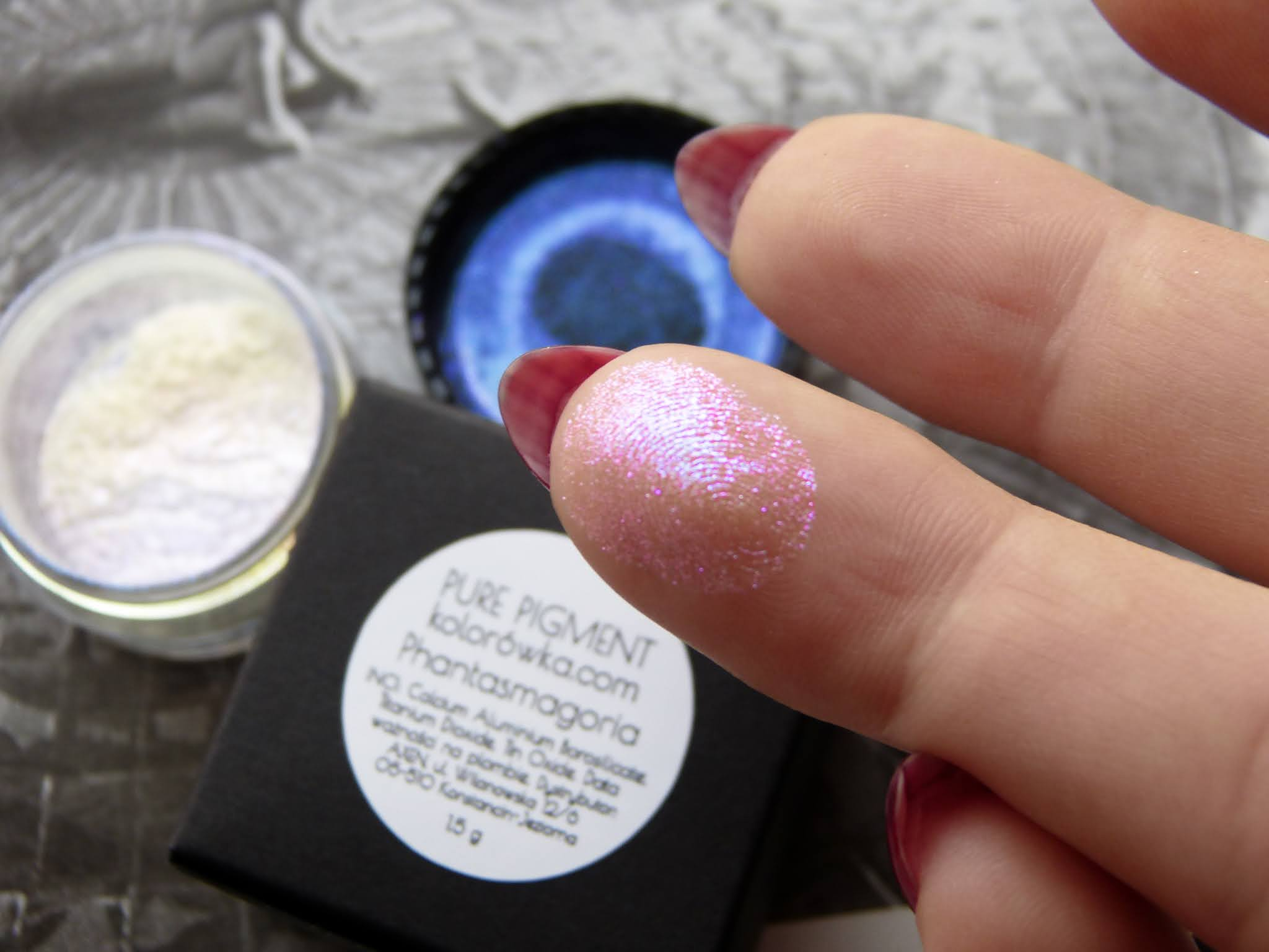 Instrukcja obsługi pigmentów mineralnych