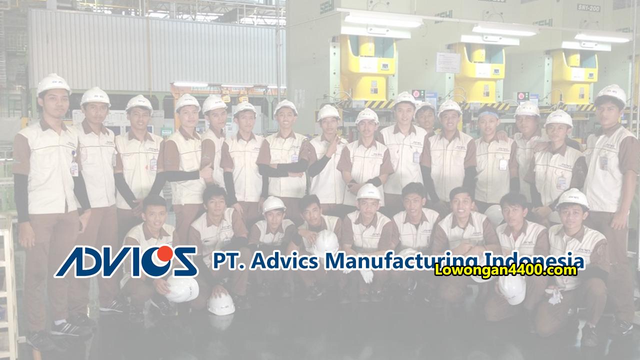 PT. Advics Manufacturing Indonesia Karawang