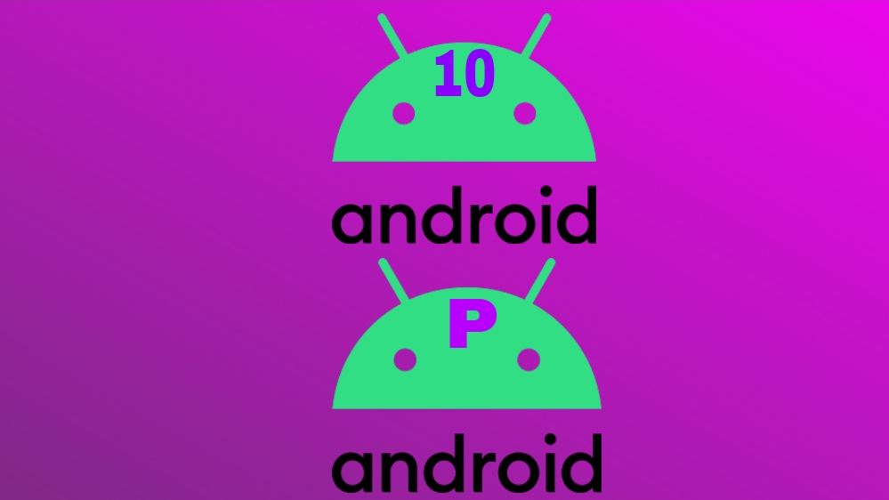 Perbedaan android pie dan android 10