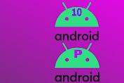 Perbedaan Android 10 Dengan Android Pie