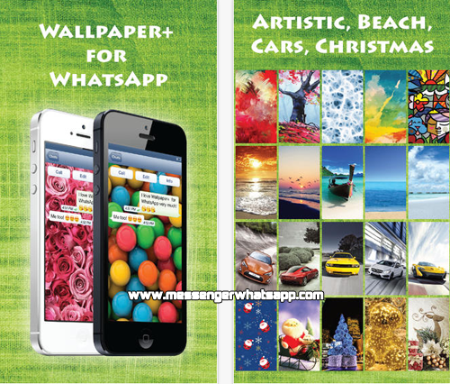 Fondos gratis con Wallpaper for WhatsApp Messenger