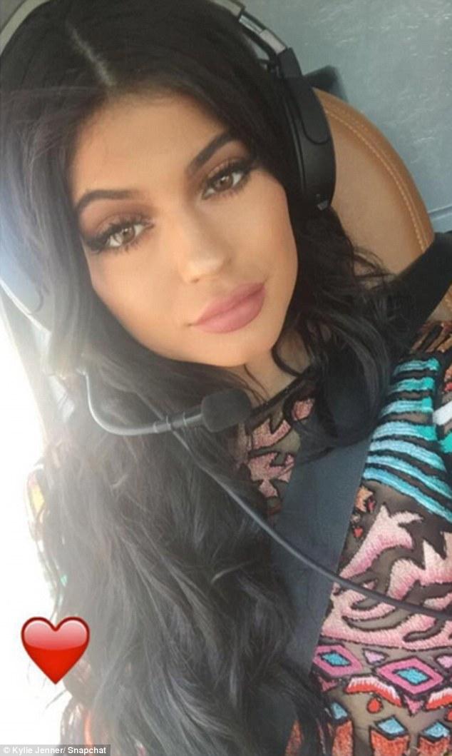Kylie Jenner Top Snapchat Selfies The Kara Edit