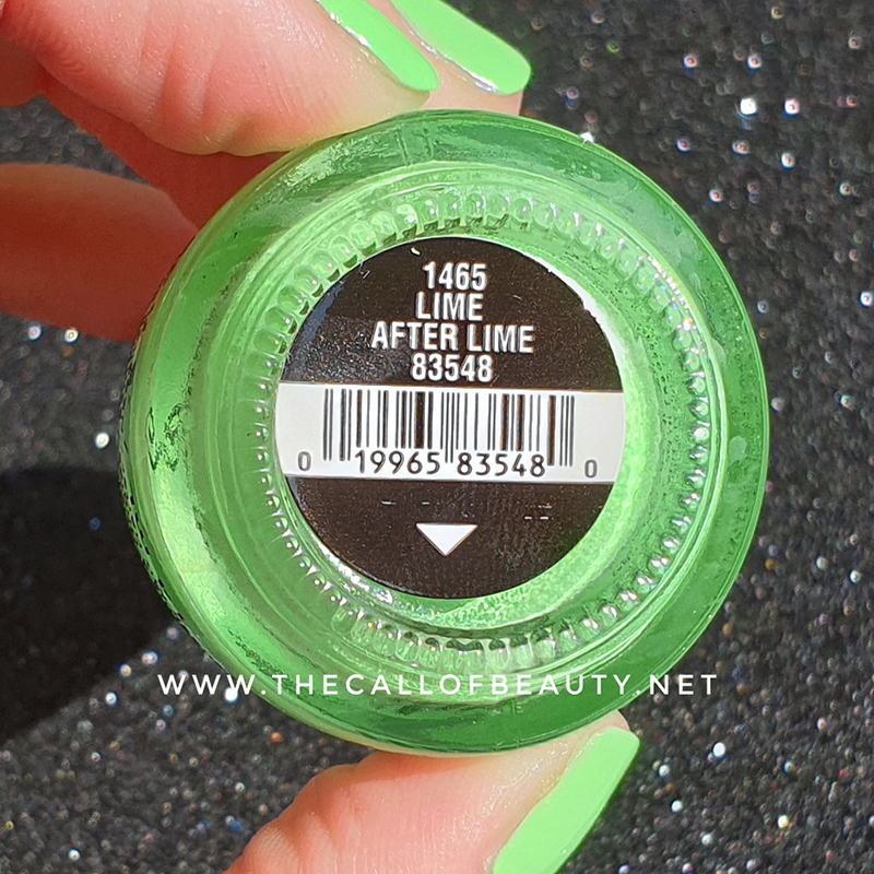 Nail Art of the Day: Neon Graffiti