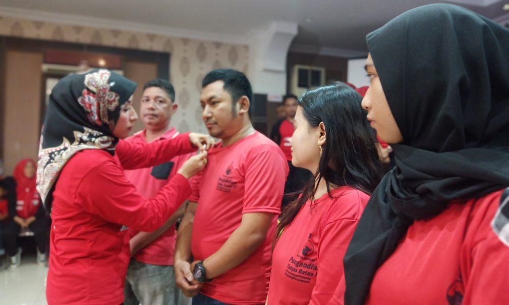 Apriyani Djamaluddin Siap Perjuangkan Aspirasi Warga Soreang Terkait Jalan dan Penerangan