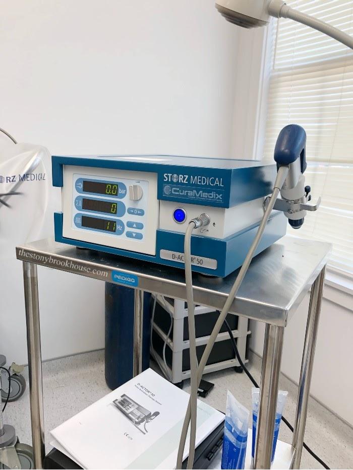 Plantar Fasciitis Shockwave Machine