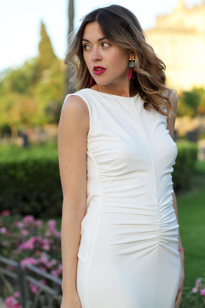 elegante blanco