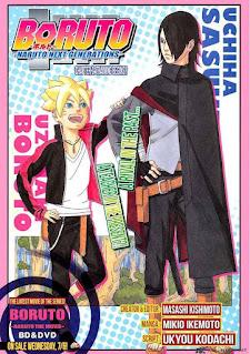 Update! Read Boruto Manga Chapter 2 Full English