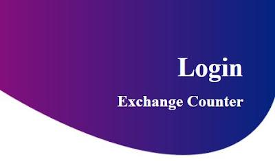 Cara Daftar dan Masuk Exchange Counter Vtube