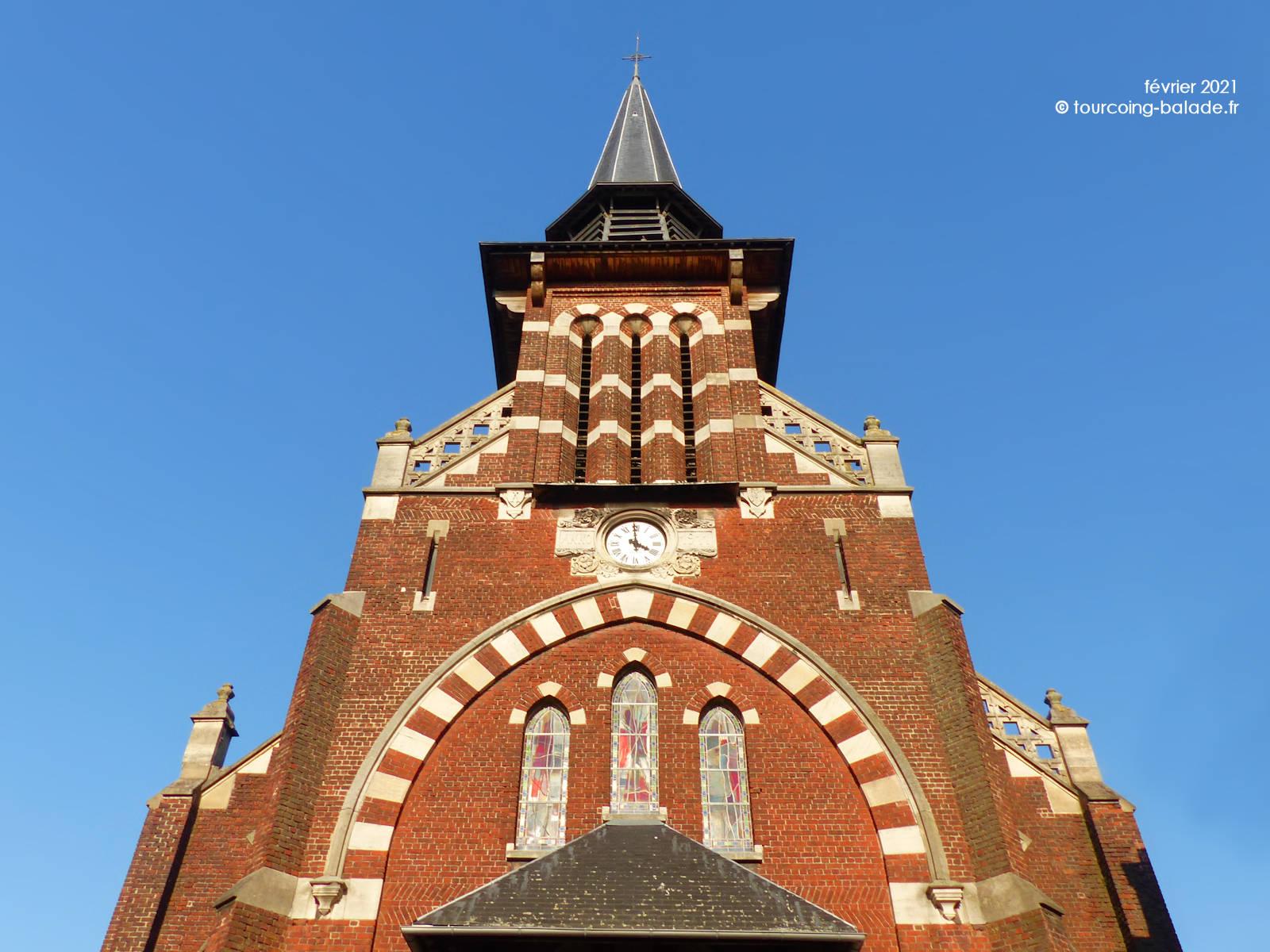 Église Notre-Dame de la Consolation, Tourcoing