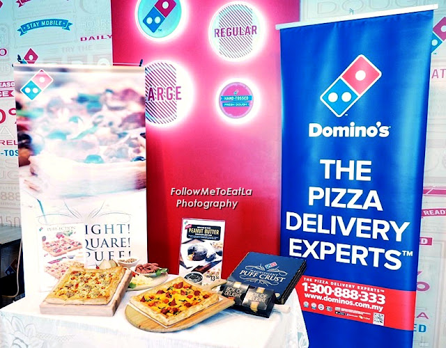 Domino's 'The Puffect Match'