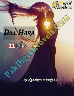 Dil Hara Episode 11 By Zeenia Sherjeel