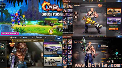 Garena Contra: Returns APK Free Download 1.18.62.0679