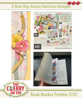 Book Marker tutorial