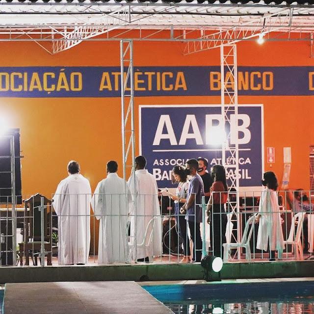 AABB - Patos foi sede da 8ª edição do Luau 40º Graus