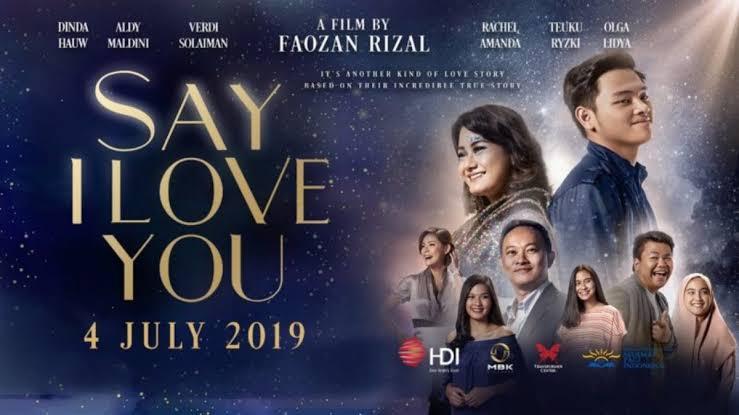Say I Love You (2019)WEBDL