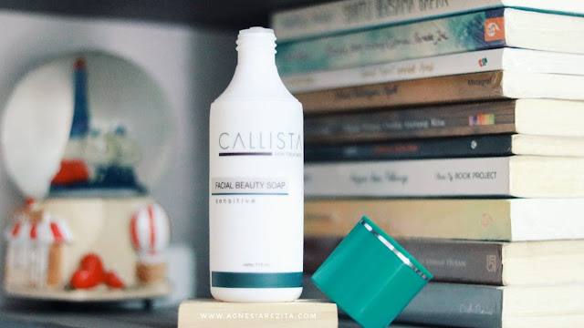 Callista Beauty Soap - Sensitive