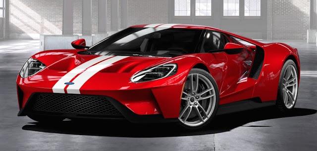 世界限定500台の新型フォードGT、受注開始1週間で申し込みが7000件以上に!