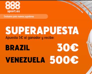 888sport superapuesta copa america brasil vs venezuela 19 junio 2019