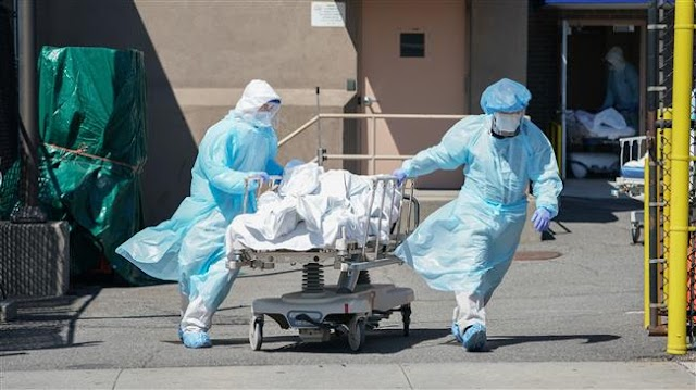 World scurries for vaccine as coronavirus global death toll approaches 200,000