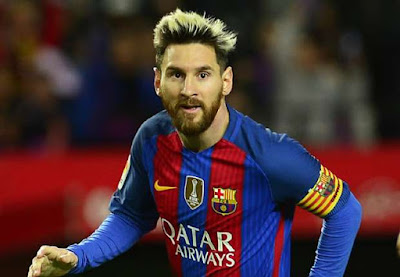 Messi seriously considering Barca exit as Man City meet representatives