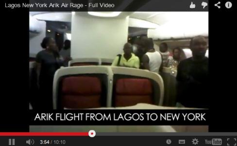 Arik apologizes to passengers on flight from LOS-JFK on March 31st