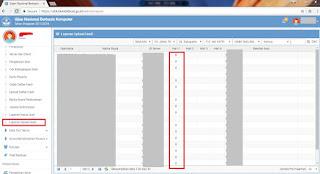 Cara Mengecek Laporan Upload Hasil di Web UBK