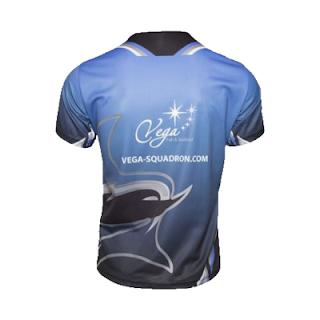 Kaos Baju Jersey Vega Squadron 2016 Gaming