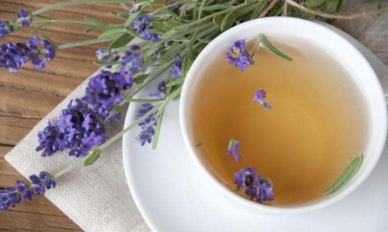 Teh lavender