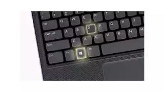 قائمة ببعض إختصارات لوحة المفاتيح المفيدة في الويندوز