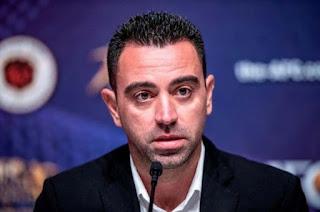Xavi Hernandes Pelatih Baru Barcelona