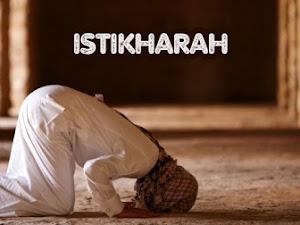 Pengertian Shalat Istikharah, Doa dan Tatacaranya