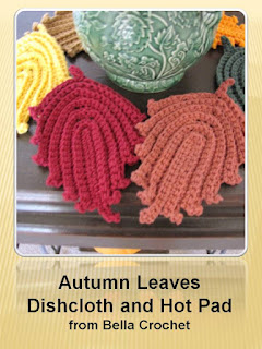 http://bellacrochet.blogspot.ca/2011/09/autumn-leaves-dish-cloth-and-hot-pad.html