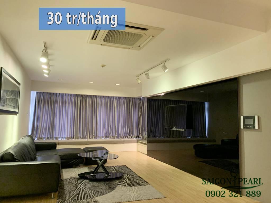 Tòa Topaz 2 chung cư Saigon Pearl cho thuê - hình 1