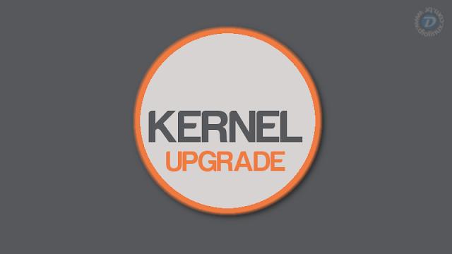 Kernel Upgrade