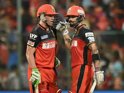 RCB vs GL 14th April 2016 AB De Villiers 129 run and Kohli 109 Highlights