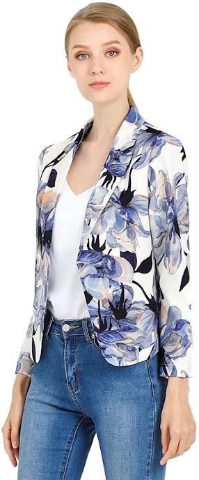 Women's Summer Blazers Jackets