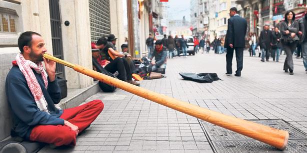 Travel Didgeridoo