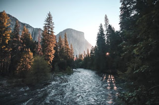 Yosemite Stream - Photo by Jeremy Bishop on Unsplash
