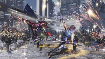 Warriors Orochi 4 Game Screenshot 3
