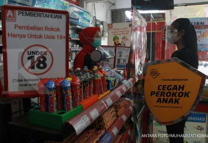 Pemerintah dan Industri Dukung Program Pencegahan Pembelian Rokok oleh Anak