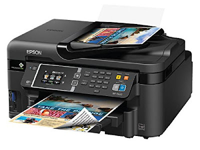 Epson Workforce WF-3620DWF Driver Downloads