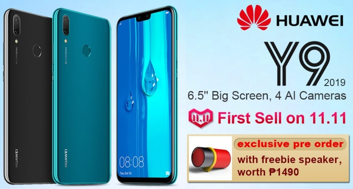 Huawei Y9 2019 Specs, Price, Availability