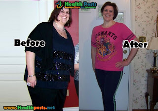 Sara Lugger, 39 years old    LOSS OF TOTAL WEIGHT: 74.5 kgs