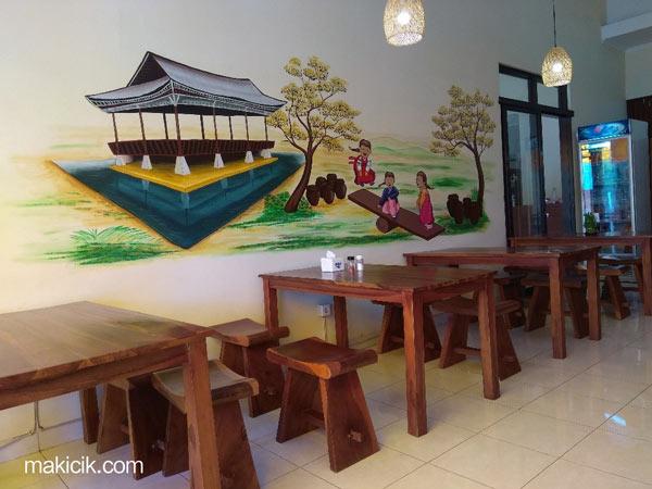 warung jajangmyeon di bali