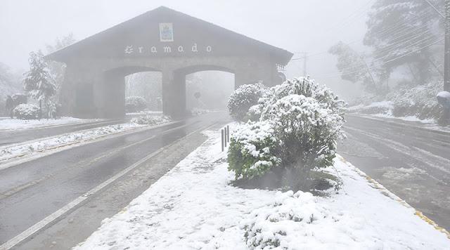 Brasil terá o inverno mais frio dos últimos 100 anos