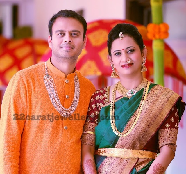 Guests at Swathi Reddy Half Saree Party
