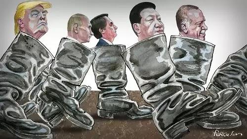 Rezim Otoritarian Kedua di Indonesia