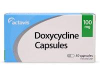 Doxycycline - Kegunaan, Dosis, Efek Samping