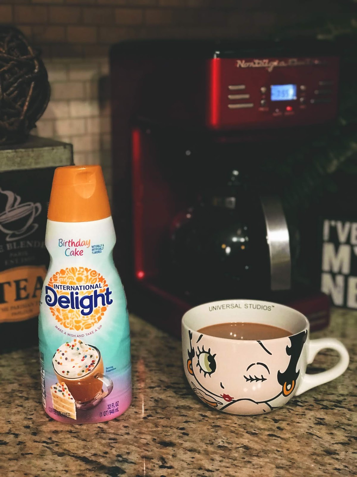 Five Happy Things: A Week Full Of Productivity, New Coffee Creamer And Other Thoughts!
